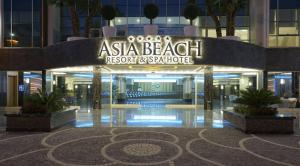 Asia Beach Resort Hotel And Spa
