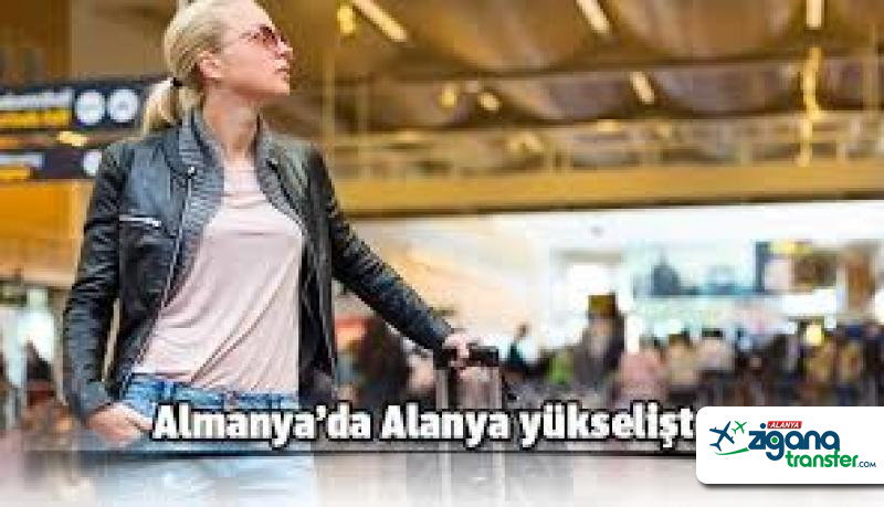 Germans' interest in Alanya