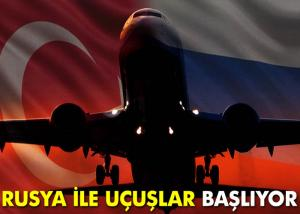 messages to passengers coming from Russia to Turkey